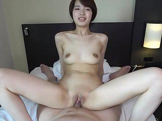 Jav Schoolgirl Yana Fucks Uncensored Cute Teenager Rides Cowgirl Barely Legal Babe