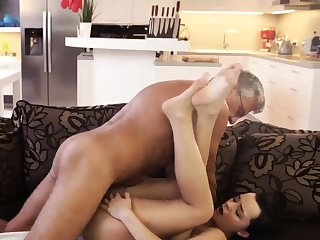 Girl sucks old beggar first time What would you impress -