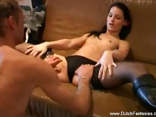 Skinny Dutch Girl Gets Deep Anal Fucking Agree to bear