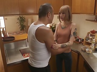 Young Girl Fucking Old Man