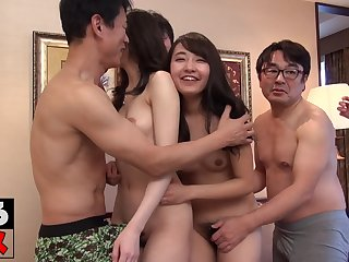 group sexual congress stripe with skinny asian girls - mediocre porn