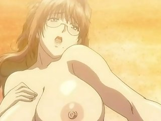 Busty young lady hentai porn membrane